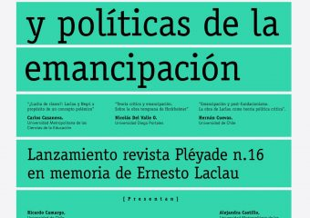 "Seminar: ""Critical Theory and Politics of Emancipation"""