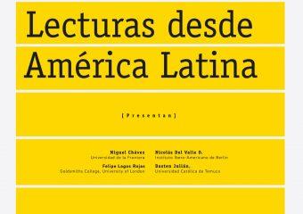 """Workshop Internacional """"Teorías críticas latinoamericanas: Nuevos Enfoques"""""""